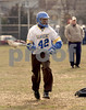 Travis Kennedy, Co-Captain, Lawrence HS, March 10th, 2008. Photo by Kathy Leistner