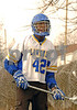 Travis Kennedy, Co-Captain, LHS, March 10th, 2008. #90. Photo by Kathy Leistne