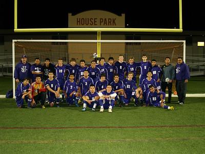 2011-2-22 LBJ Soccer Game