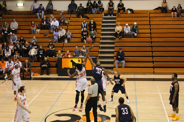 LCC Mens Basketball vs Siskiyous