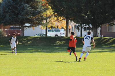 LCC Mens Soccer vs Butte