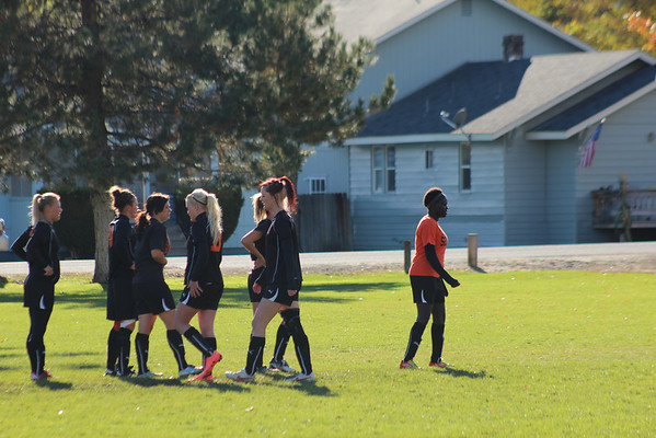 LCC Womens Soccer vs Butte