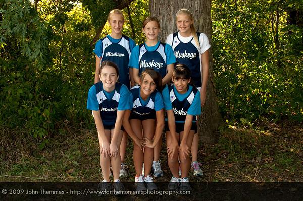 8th Grade Girls Squad