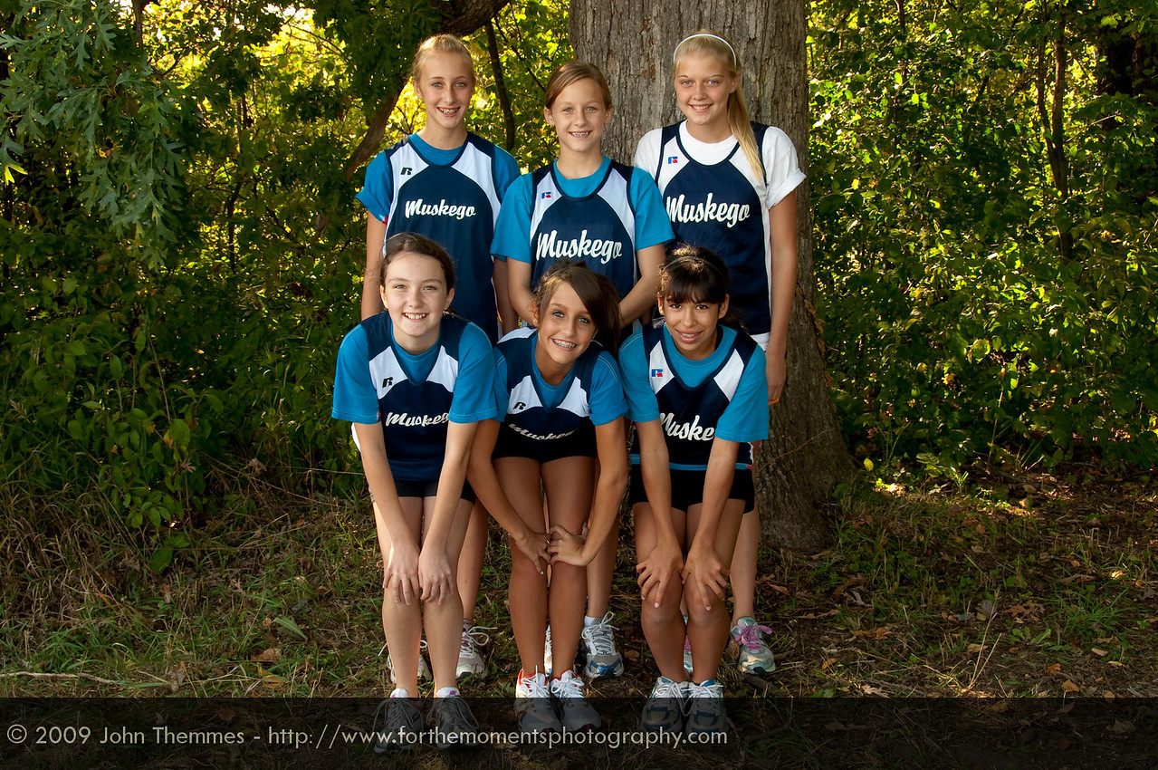 8th Grade Girls Squad