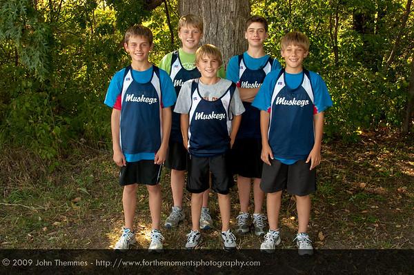 8th Grade Boys Squad