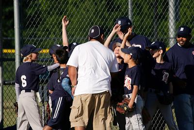 2010-05-08 10U Tigers v Cubs