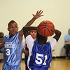 015 2011-01-15 10U Tarheels vs  Mustangs