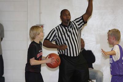 2012-01-28 10U Red Raiders v Wildcats