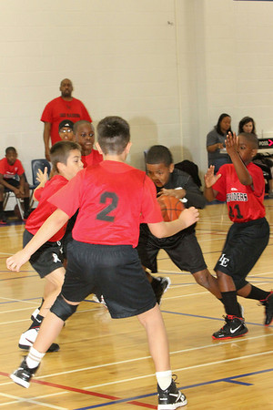 2012-03-17 10U Red Raiders v Waco Blackcats