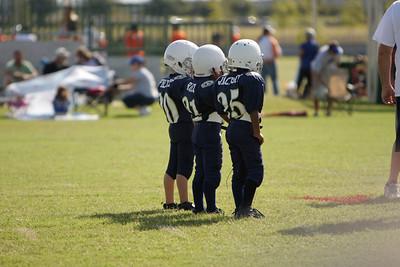 2009-10-03 LE Blue 8U v Bcats
