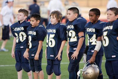 2009-11-07, LE Blue 10U v LE Gold