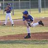 008 2011-04-06 10U Rangers vs  Yankees