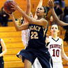 20120103_Fairview_Legacy_WBBall_1.jpg Legacy's Kailey Edwards drives to the hoop during the third quarter of their Tuesday, January 3, 2012 game against Fairview hosted by the Knights. (Kira Horvath/Daily Camera)