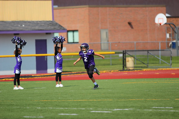 LF Mighty Mites VS. Waterville