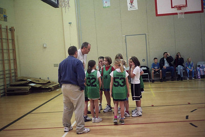 LHCC Cougar Basketball 2006