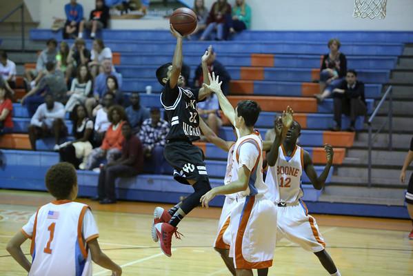LHP Freshman v Boone 12-3-13