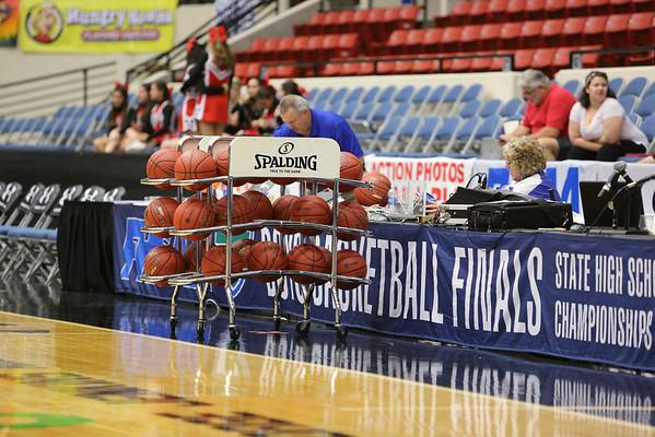 LHP Varsity v Ransom State Semi-Finals