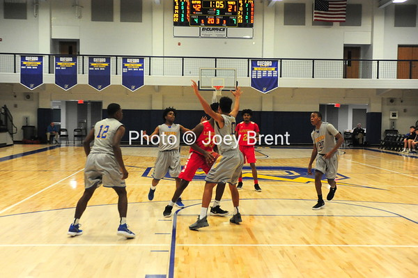 LHS Basketball at OHS 12-15-17