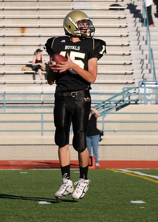 LHS Football 2009