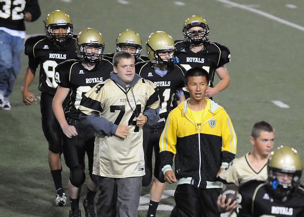 LHS Football 2011