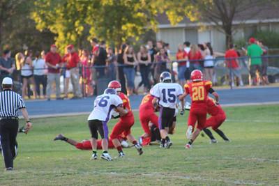 LHS Football vs Chico 2014