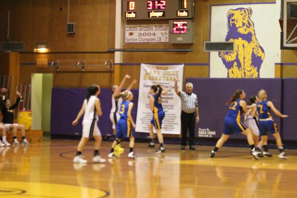 LHS Girls BBall VS Anderson 2014