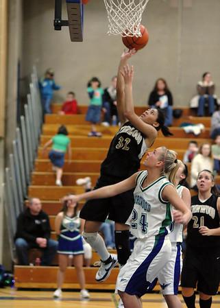 LHS Girls Basketball 2007-2008