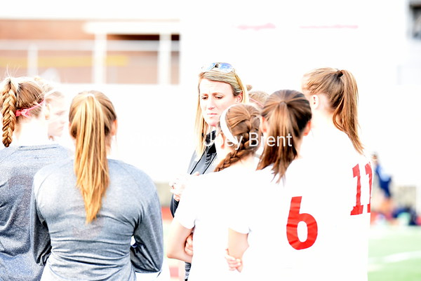 LHS Girls Soccer vs Olive Branch 2-9-18