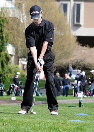 LHS Golf 2009