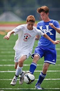 LHS JV Mens Soccer 15-Aug-09 -42