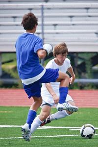 LHS JV Mens Soccer 15-Aug-09 -48