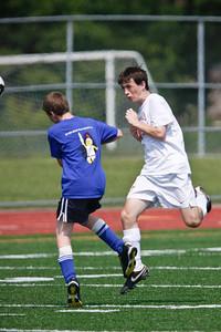 LHS JV Mens Soccer 15-Aug-09 -9