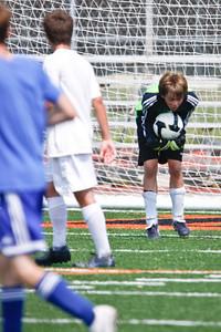LHS JV Mens Soccer 15-Aug-09 -19