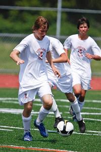 LHS JV Mens Soccer 15-Aug-09 -20