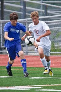 LHS JV Mens Soccer 15-Aug-09 -37
