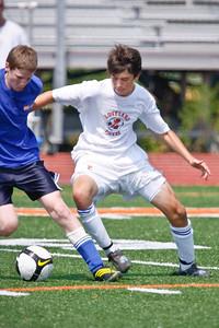 LHS JV Mens Soccer 15-Aug-09 -13