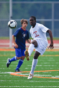LHS JV Mens Soccer 15-Aug-09 -30
