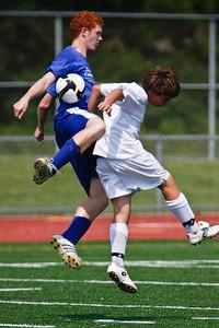 LHS JV Mens Soccer 15-Aug-09 -7
