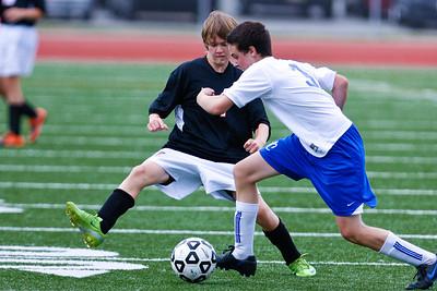 LHS JV Mens Soccer 22-Aug-09 -13