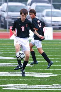 LHS JV Mens Soccer 22-Aug-09 -8