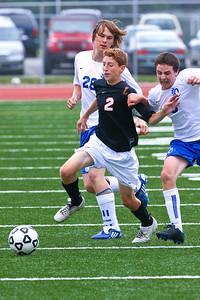 LHS JV Mens Soccer 22-Aug-09 -4