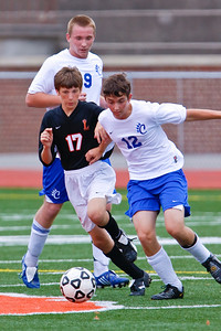 LHS JV Mens Soccer 22-Aug-09 -43
