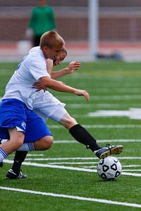 LHS JV Mens Soccer 22-Aug-09 -28
