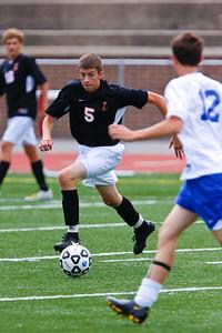 LHS JV Mens Soccer 22-Aug-09 -20