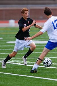 LHS JV Mens Soccer 22-Aug-09 -19