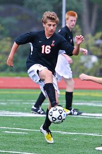 LHS JV Mens Soccer 22-Aug-09 -1