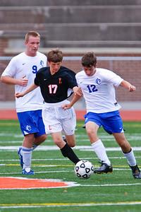 LHS JV Mens Soccer 22-Aug-09 -42