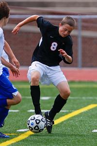 LHS JV Mens Soccer 22-Aug-09 -32