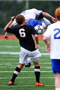 LHS JV Mens Soccer 22-Aug-09 -17