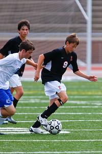 LHS JV Mens Soccer 22-Aug-09 -29